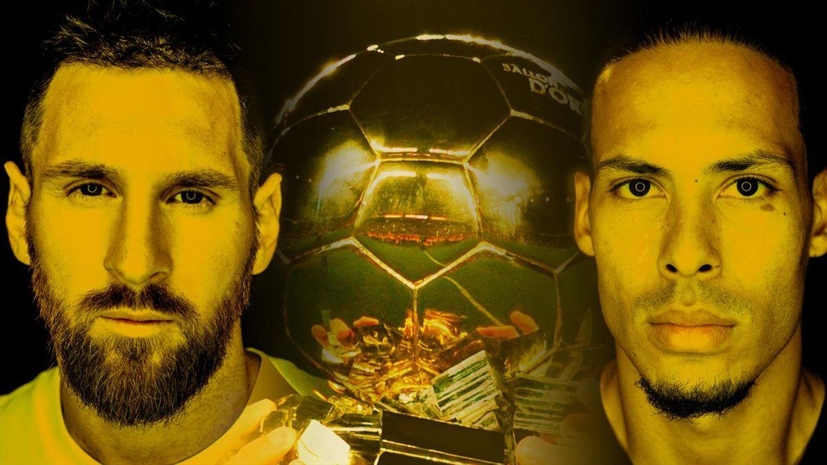 Ballon d'Or - Lionel Messi ou Virgil Van Dijk