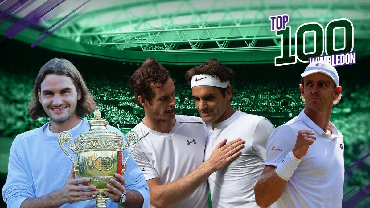 Le Top 100 de Wimbledon.