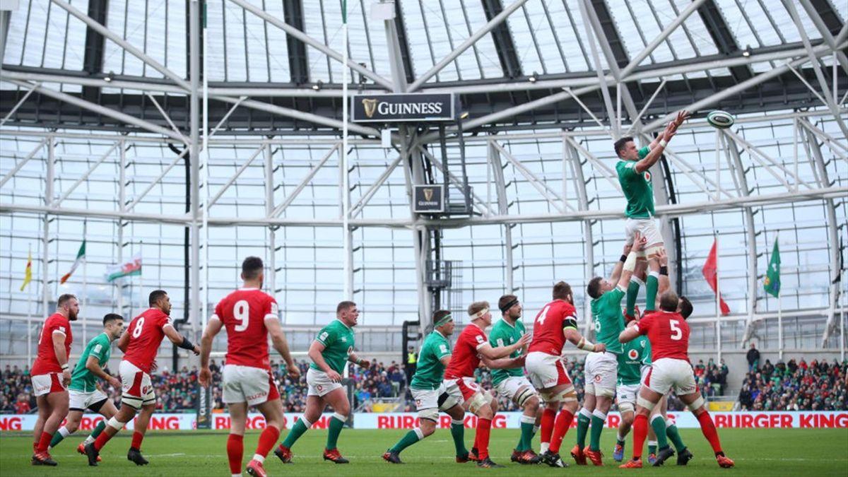 Rugby, Seis Naciones, Irlanda, Gales