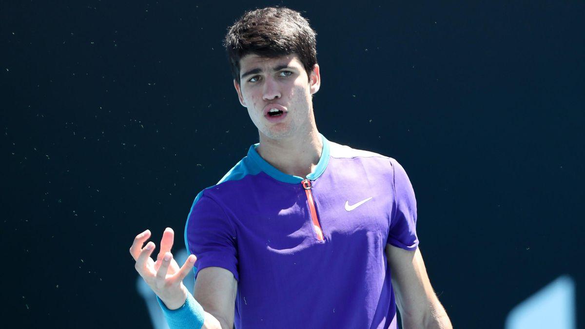 Carlos Alcaraz - Australian Open 2021
