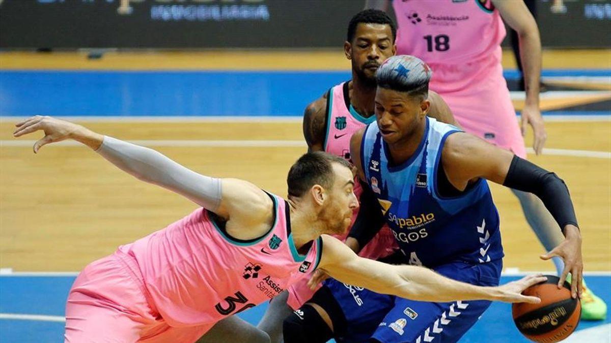 Burgos Barcelona ACB