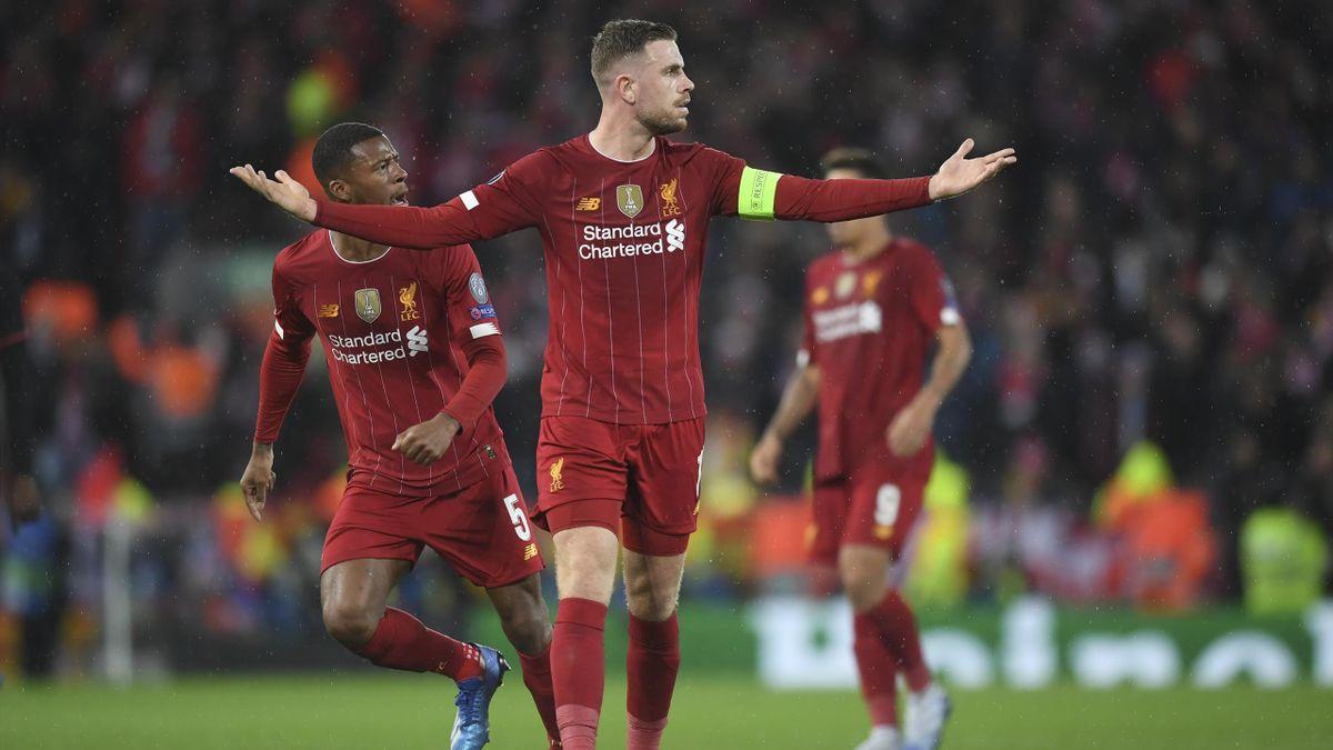 Jordan Henderson - FC Liverpool