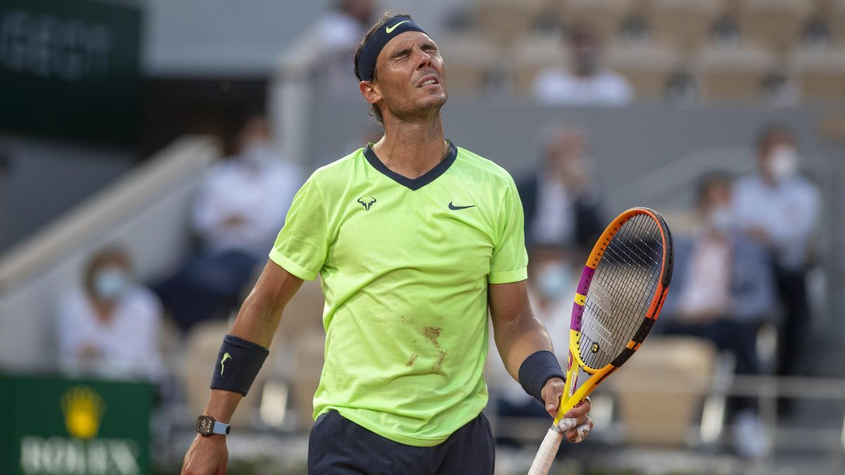Roland Garros 2021 Una Derrota Para Poner En Valor La Hazana De Nadal En Paris Eurosport