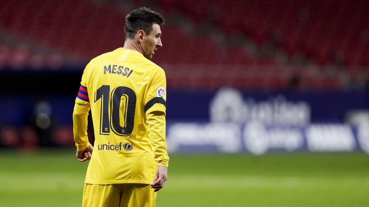 Лео Месси, «Барселона»