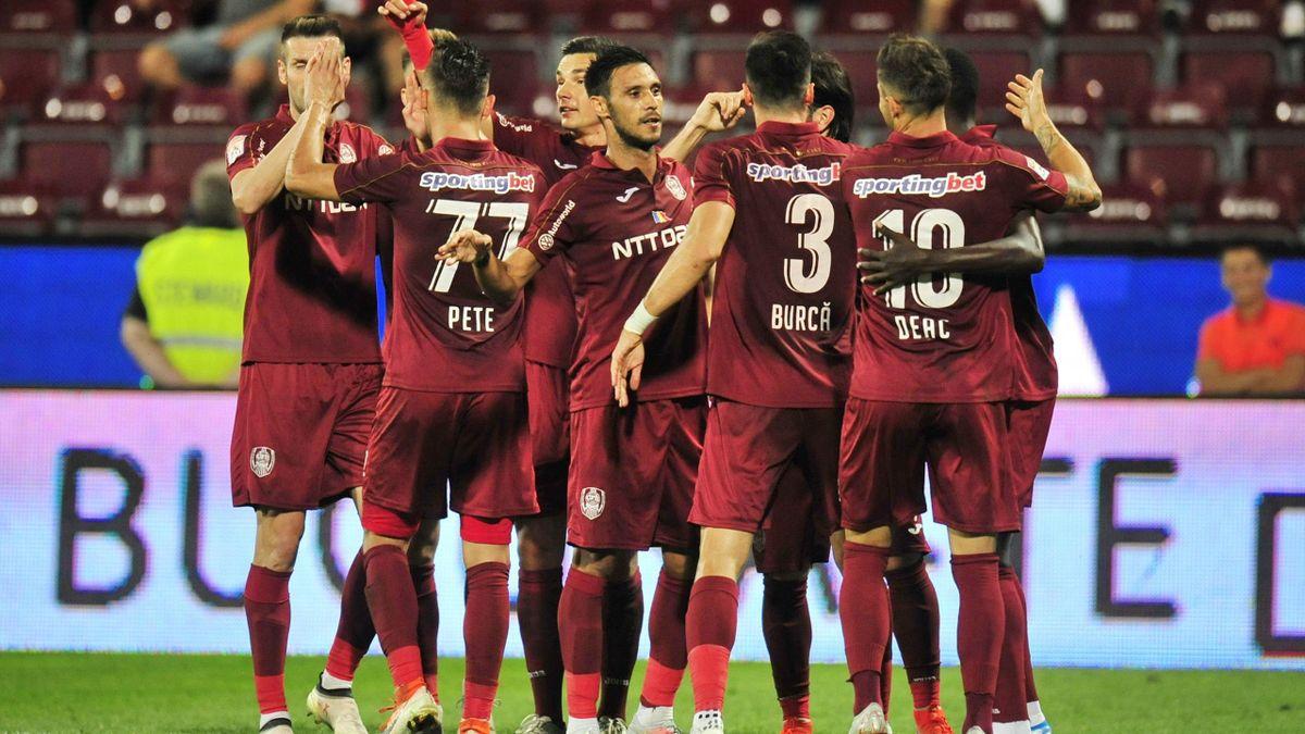 CFR Cluj va juca contra maltezilor de la FC Floriana în turul 1 premliminar al Champions League