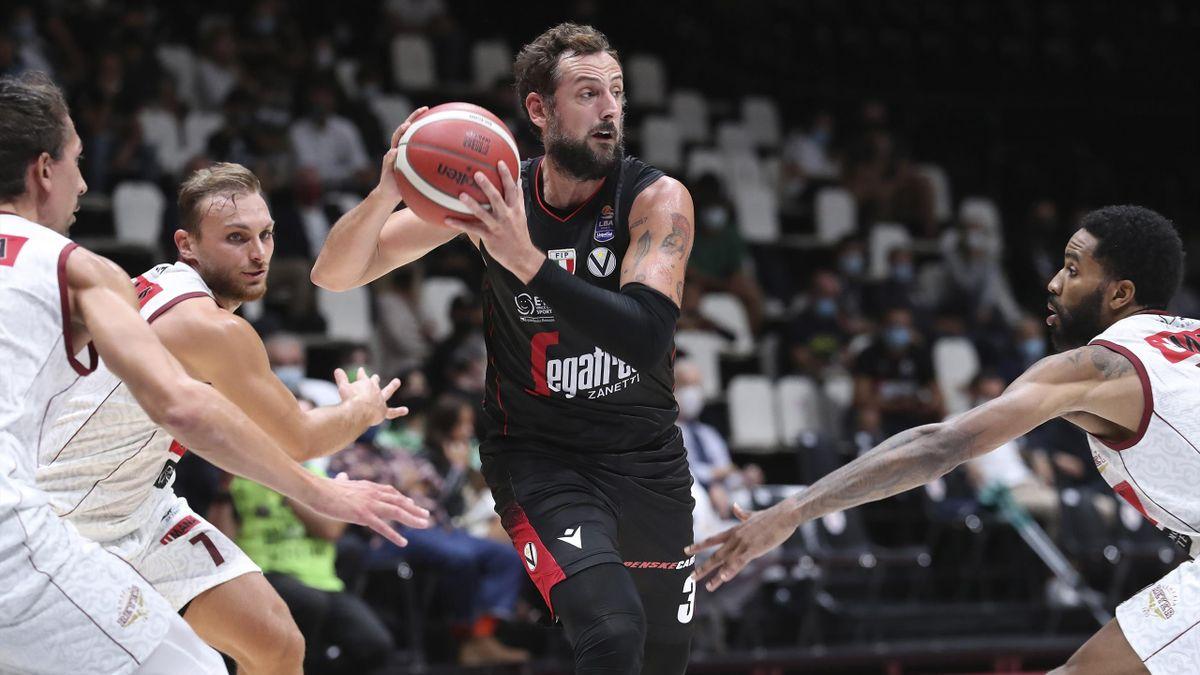 Marco Belinelli, Virtus Segafredo Bologna, 2021-22