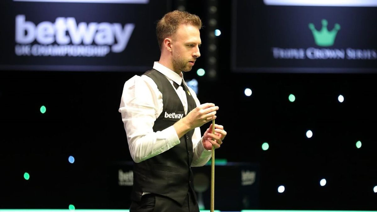 German Masters 2021 Even Hungrier Judd Trump Hoping To Use Masters Absence To Inspire Him Eurosport