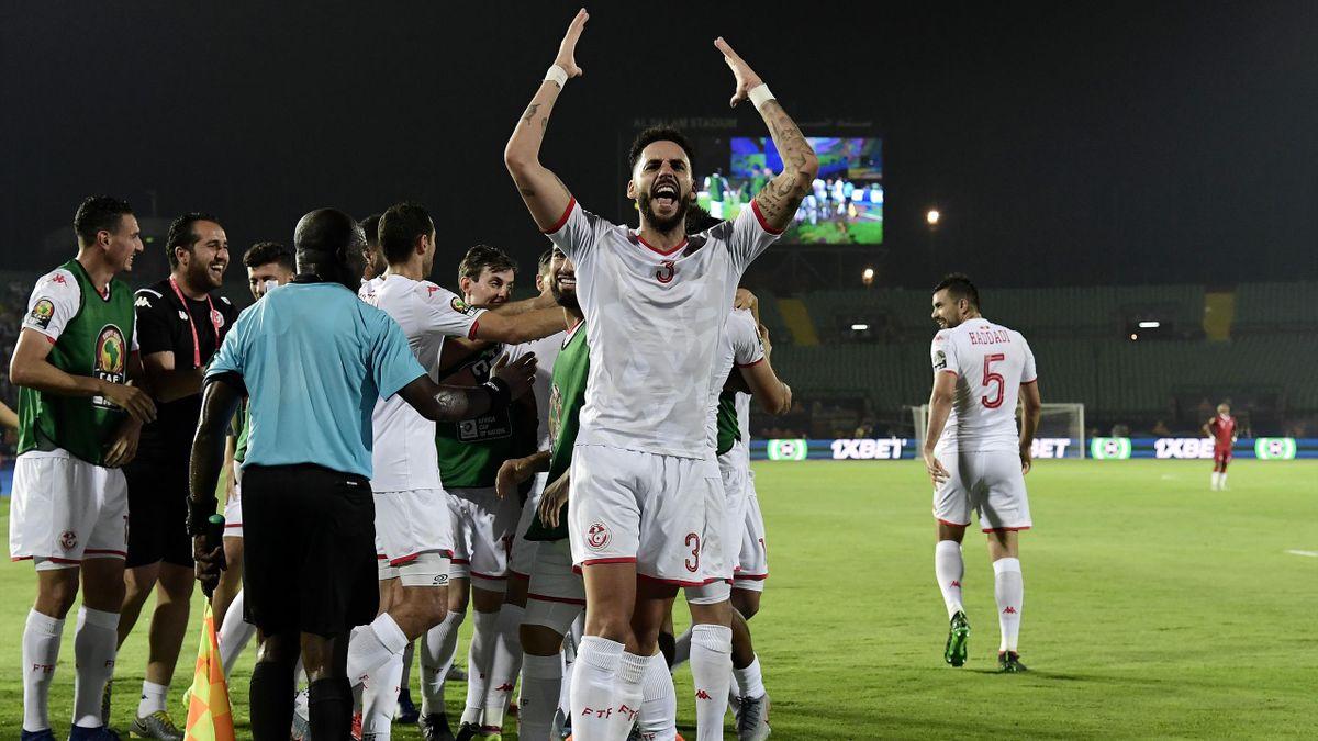 Tunesien steht im Halbfinale des Afrika-Cups