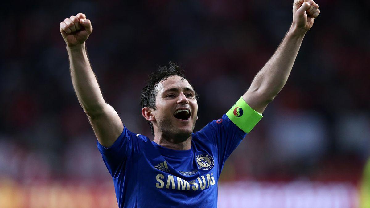 Frank Lampard este cel mai bun marcator din istoria lui Chelsea