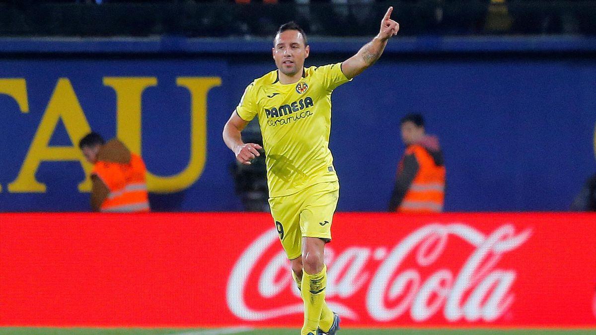 Football News Villarreal s Santi Cazorla Stuns Real Madrid With Double To Snatch Draw Eurosport