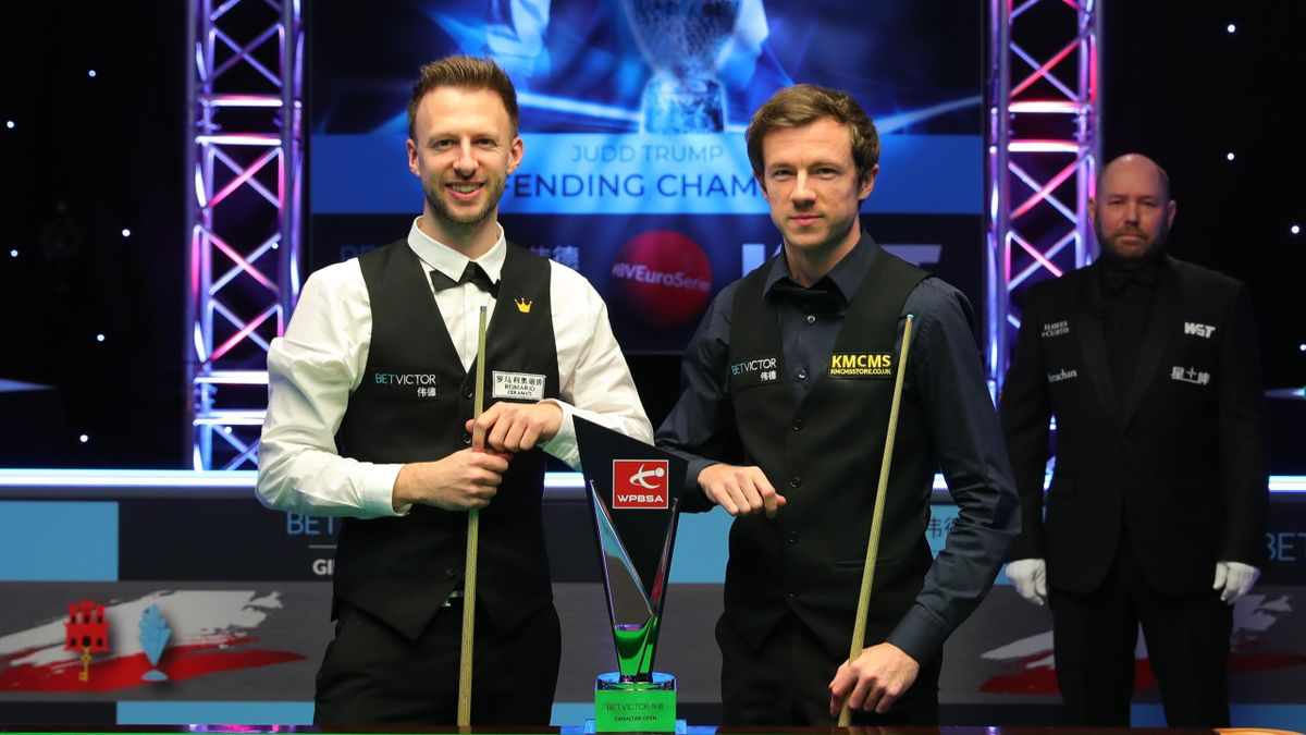 Judd Trump, Jack Lisowski | Gibraltar Open