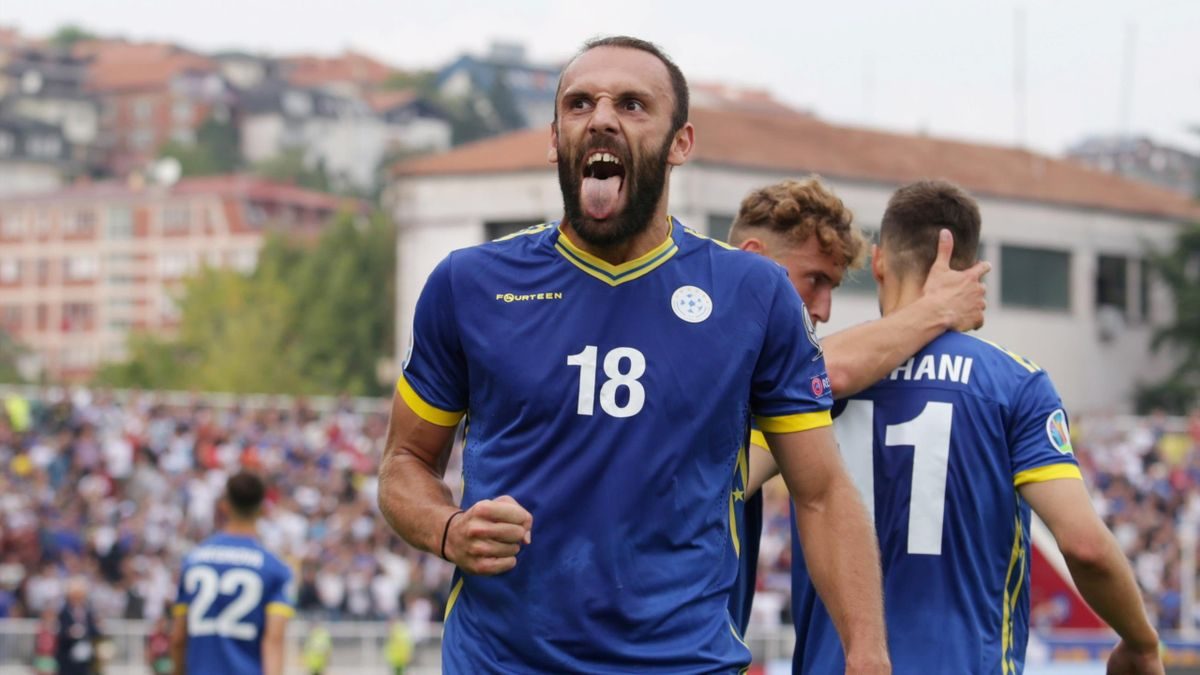 Kosovo beat Czech Republic in the Euro 2020 qualifier