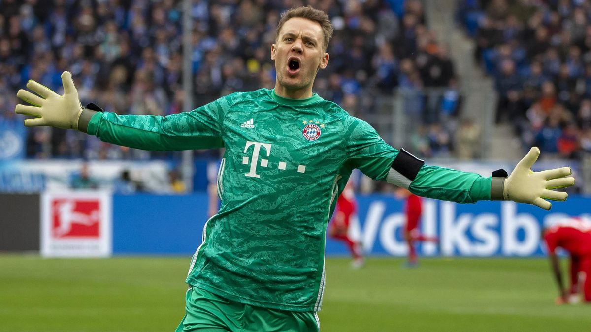 Manuel Neuer (FC Bayern München)