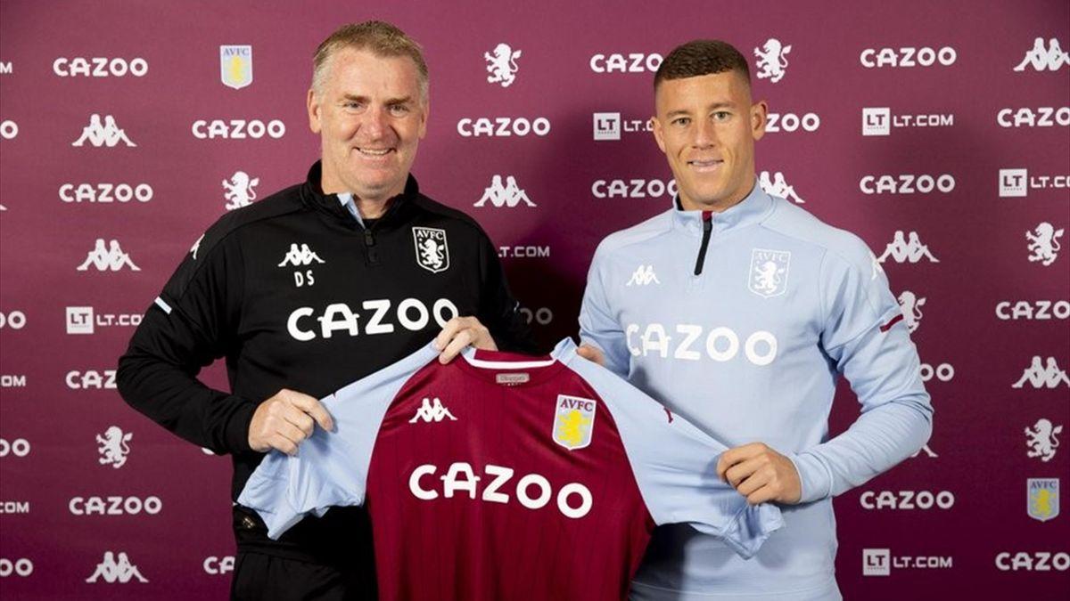 Ross Barkley has joined Aston Villa (Credit: @AVFCOfficial)