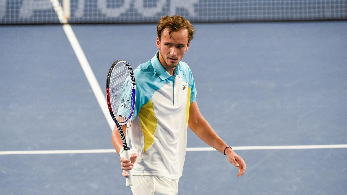 Daniil Medvedev a câștigat anul trecut ultimul turneu pregătitor dinainte de US Open