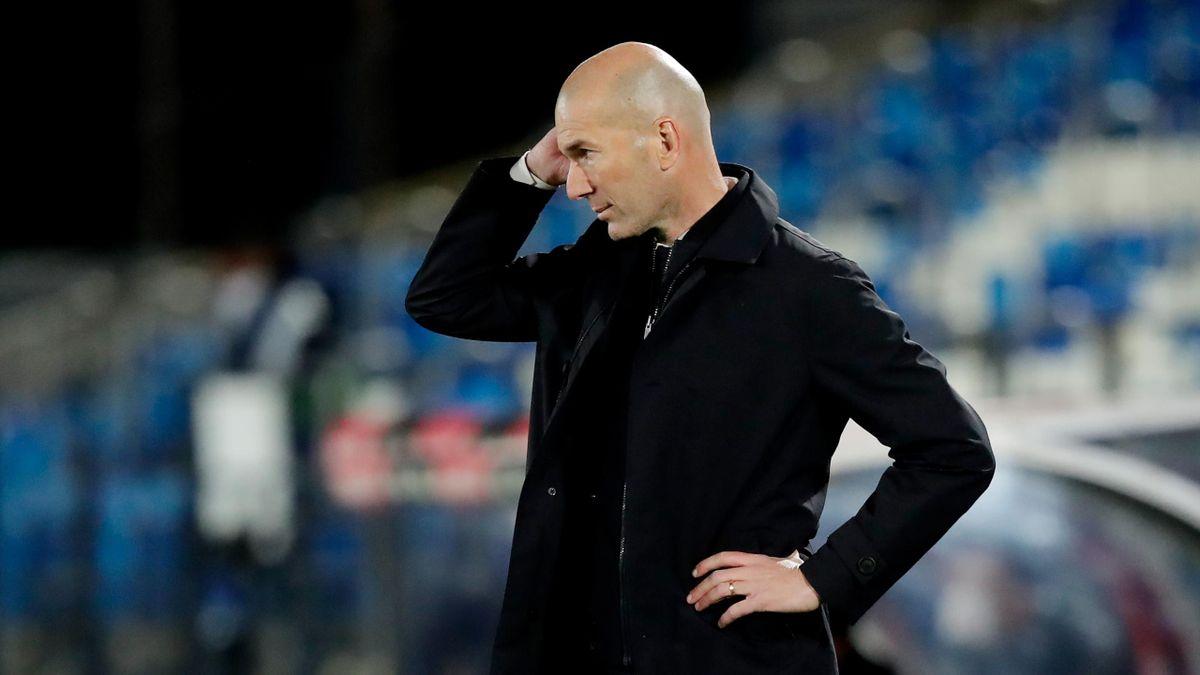 Зинедин Зидан, «Реал Мадрид»