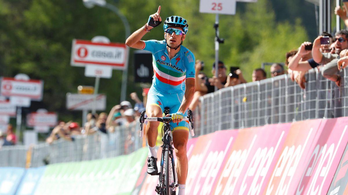 Vincenzo Nibali kehrt zu Astana zurück