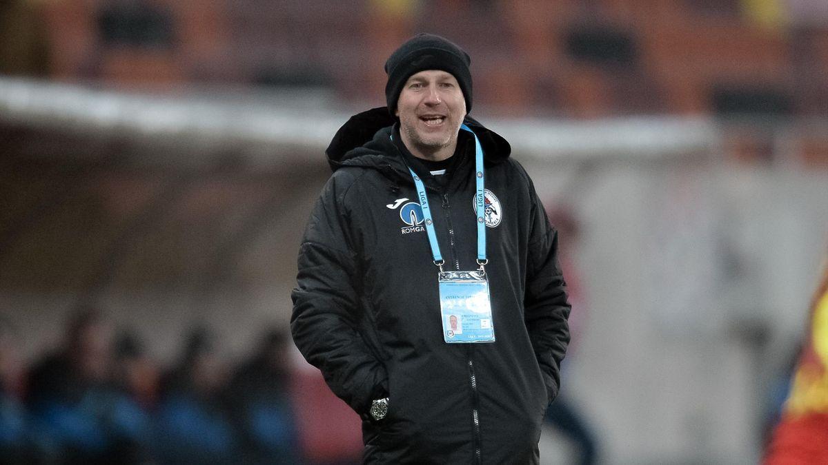 Edi Iordănescu a plecat de la Gaz Metan