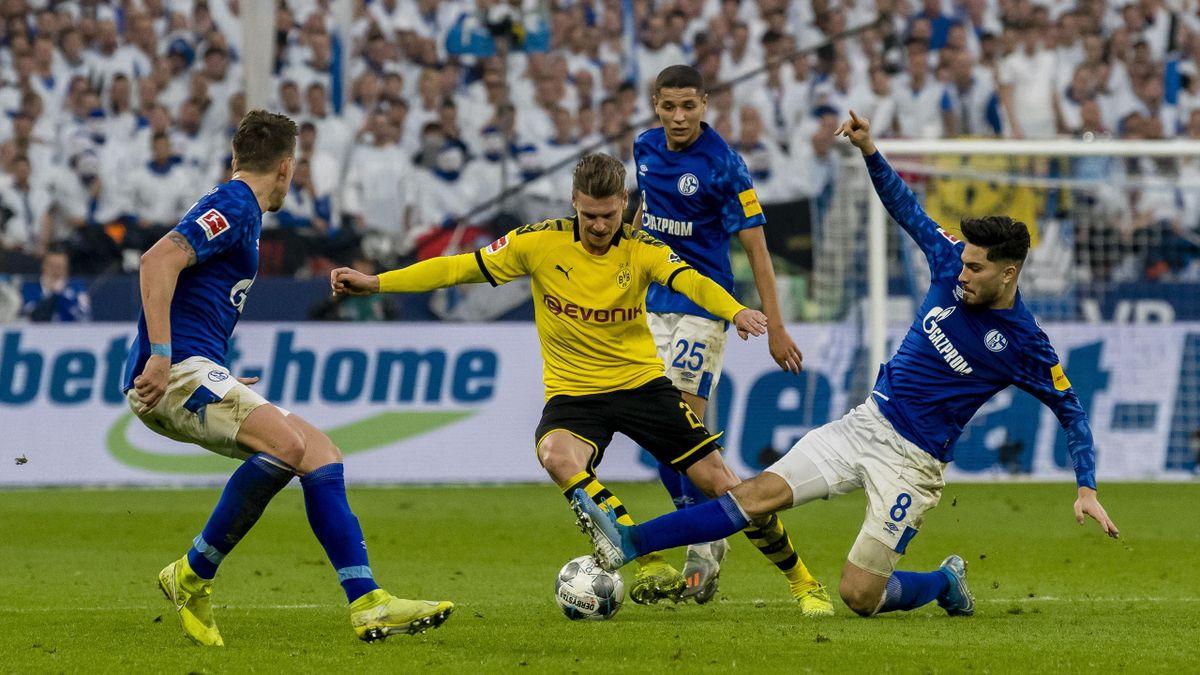 FC Schalke - Borussia Dortmund