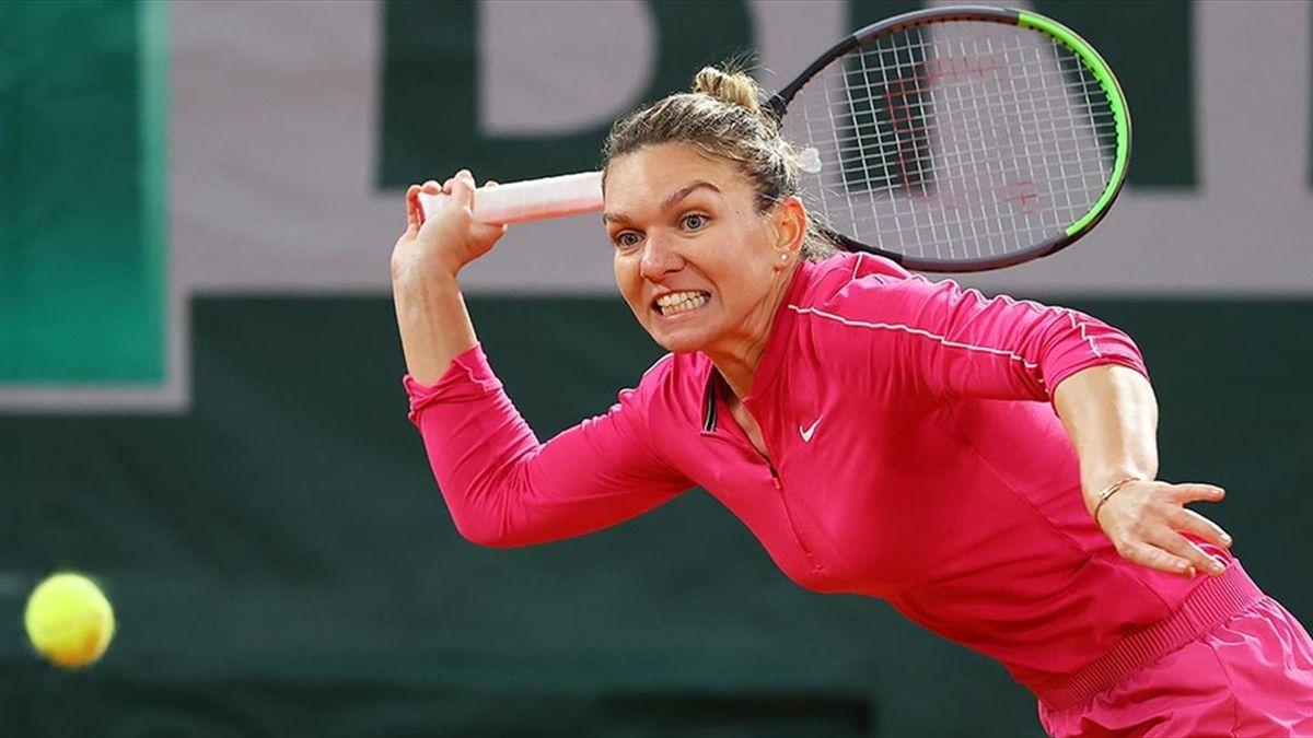 Simona Halep, la Roland Garros 2020