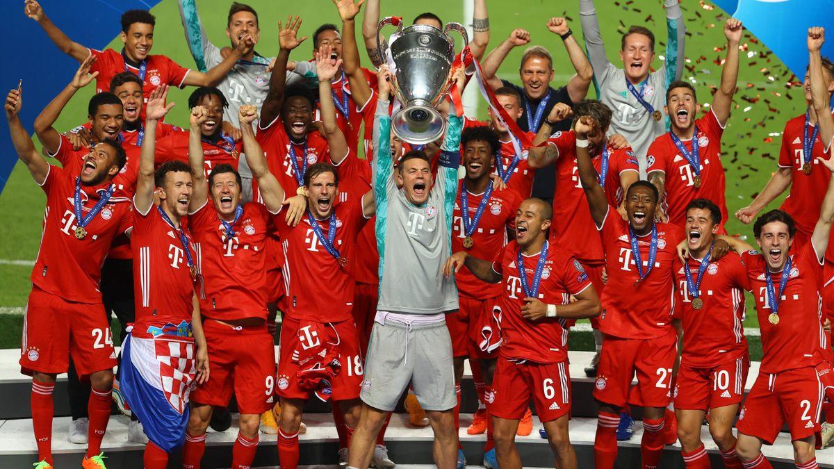 Fußball Champions League Sieger