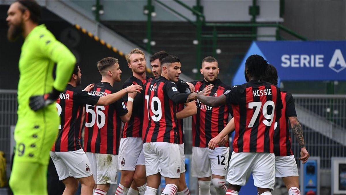 Milan-Fiorentina - Serie A 2020-2021