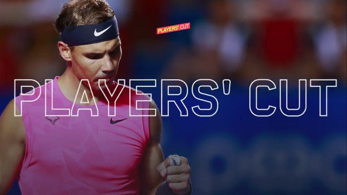 Rafael Nadal: Players' Cut
