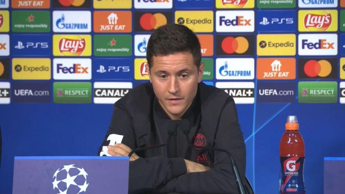 """Herrera : """"Aucune autre équipe en Europe n'est obligée de gagner la Ligue des champions"""""""