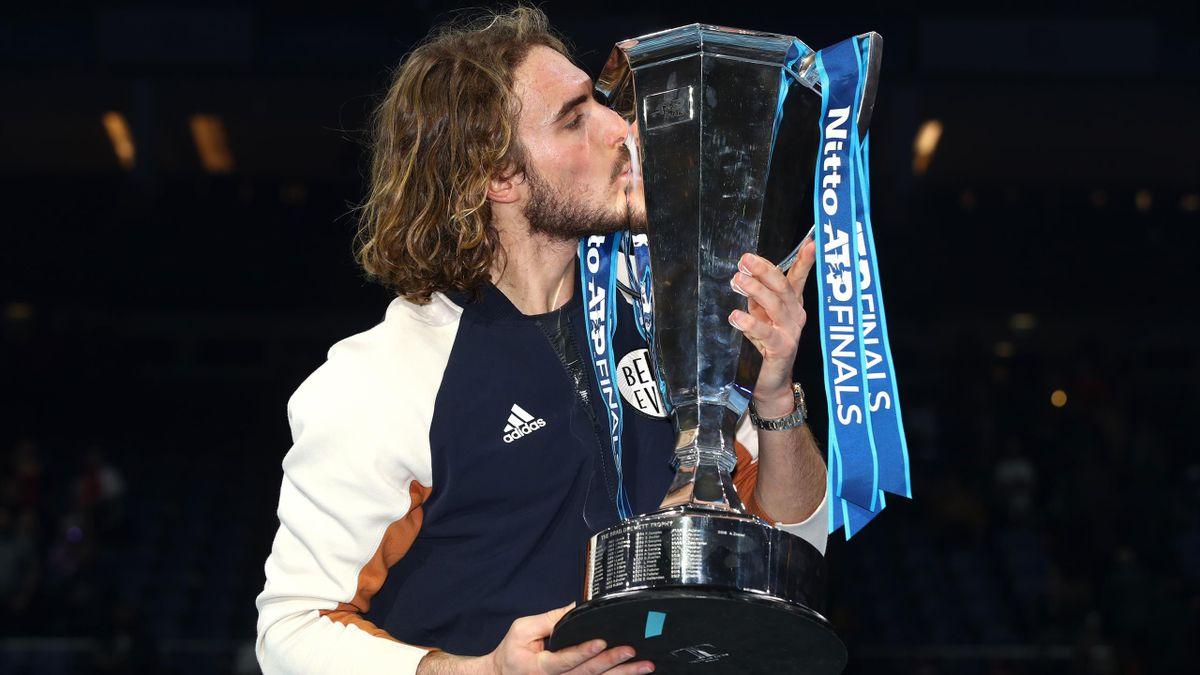 Tennis News Greek Ace Stefanos Tsitsipas Takes Atp Finals Title Eurosport