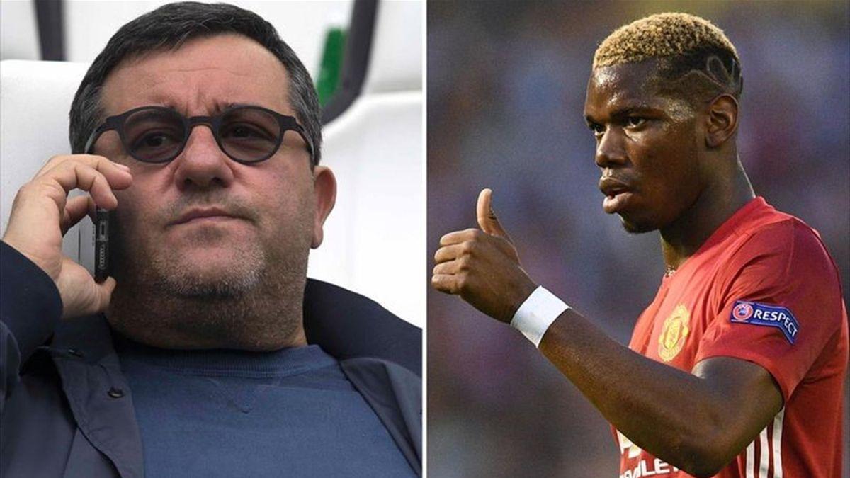 Mino Raiola, agentul lui Paul Pogba a declarat că francezul își va prelungi contractul cu Manchester United