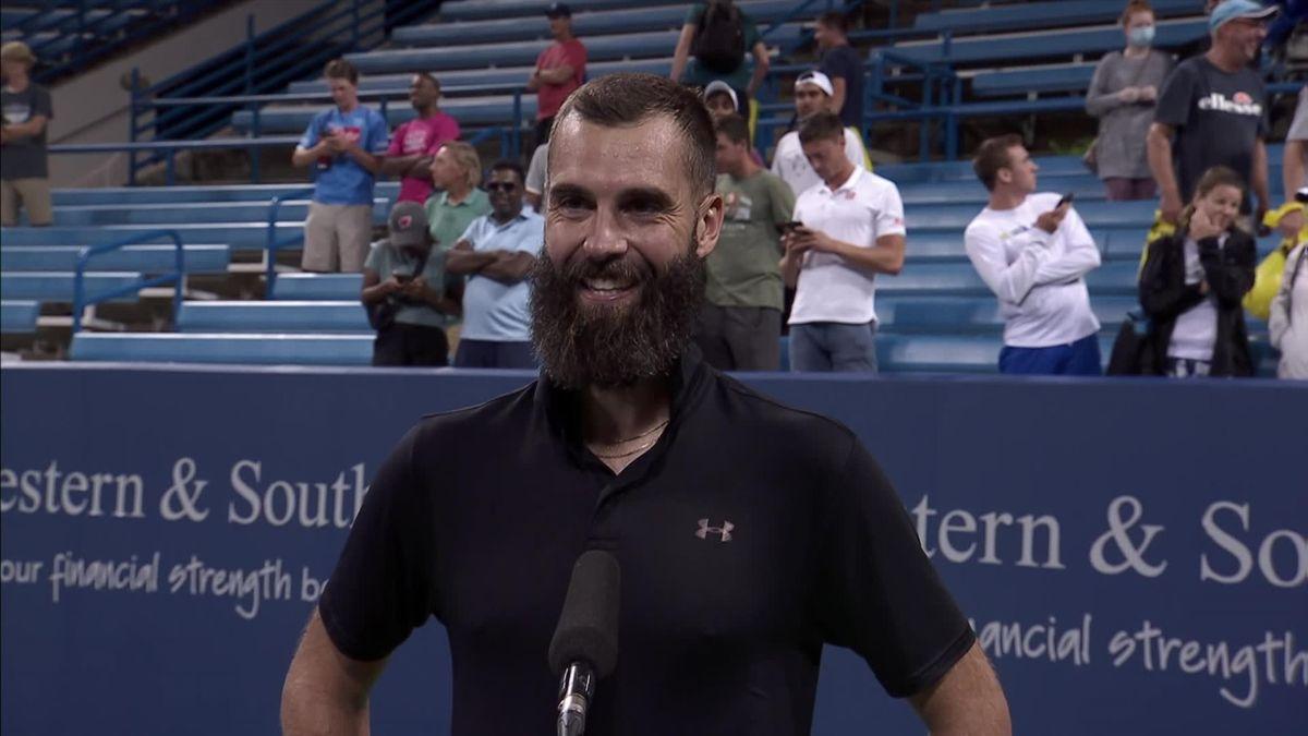 ATP - Cincinnati - ITW Paire wins Shapovalov