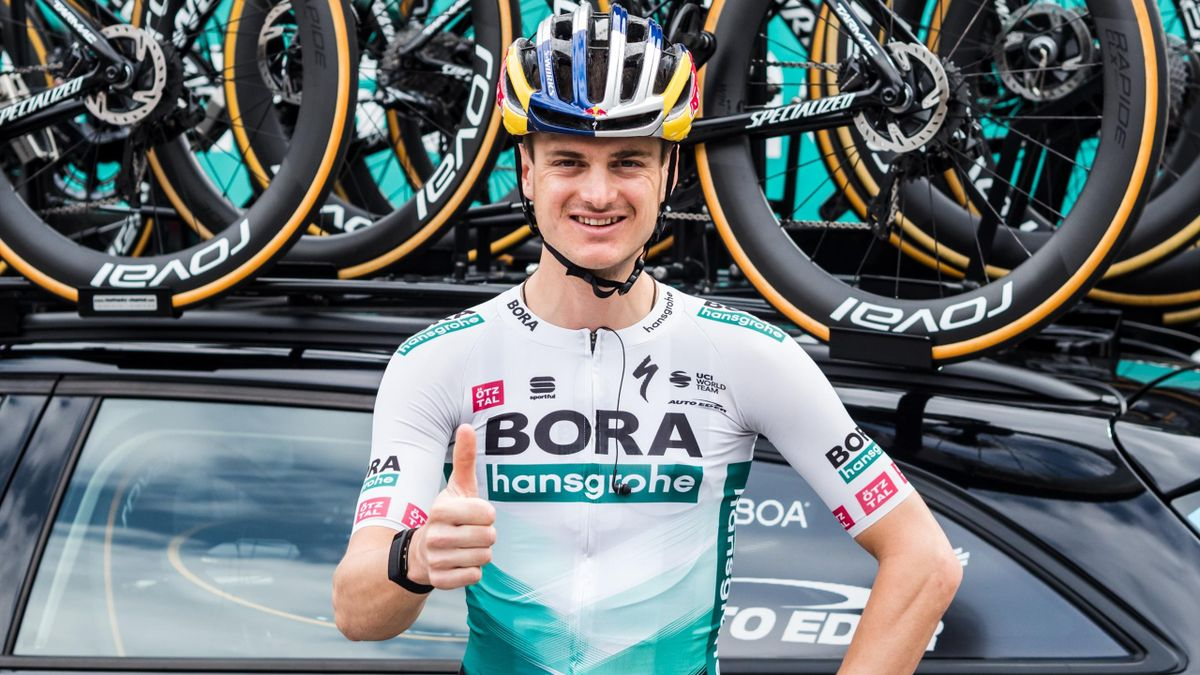 Toni Palzer | Team Bora-hansgrohe