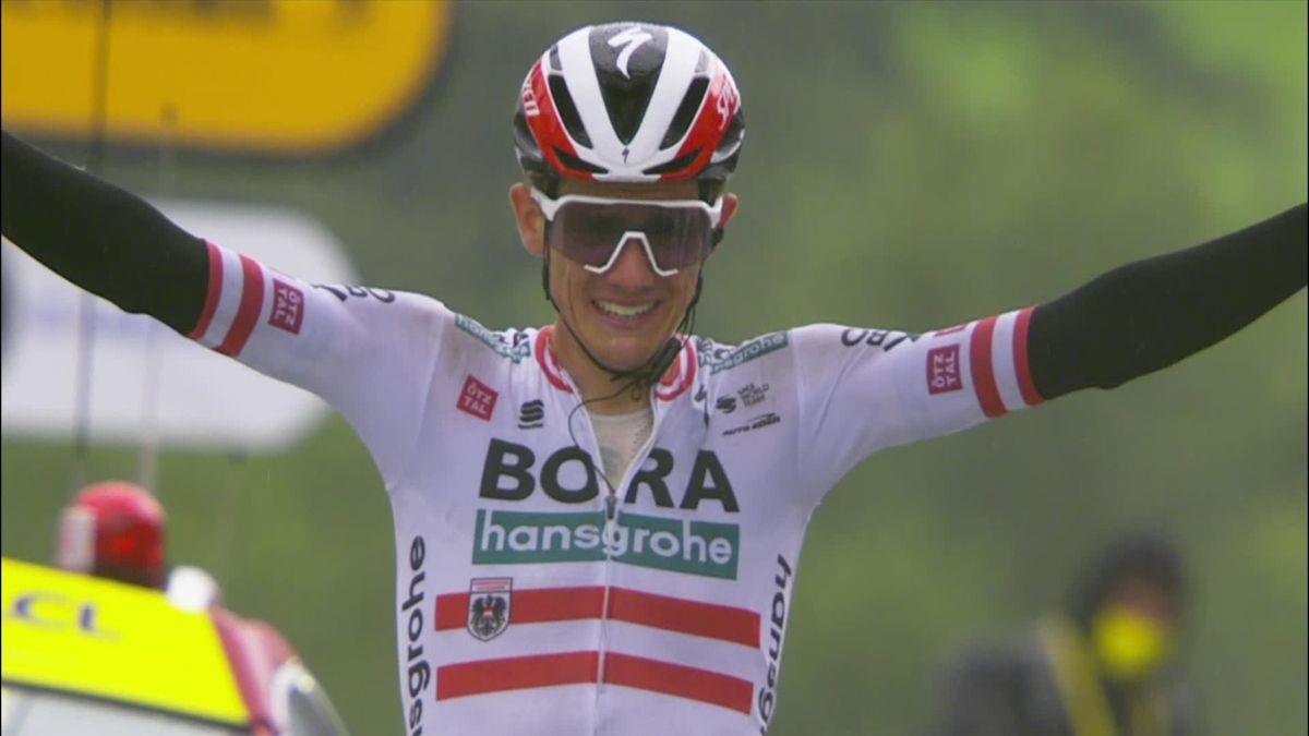 'The result of a lifetime!' - Konrad wins Stage 16