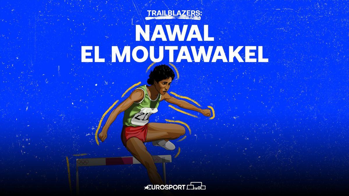 Trailblazers   Nawal El Moutawakel