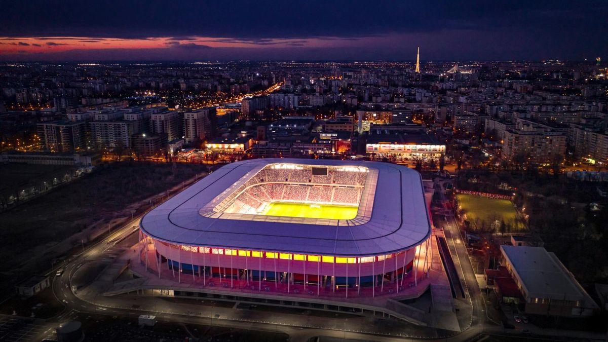 Noul stadion Ghencea
