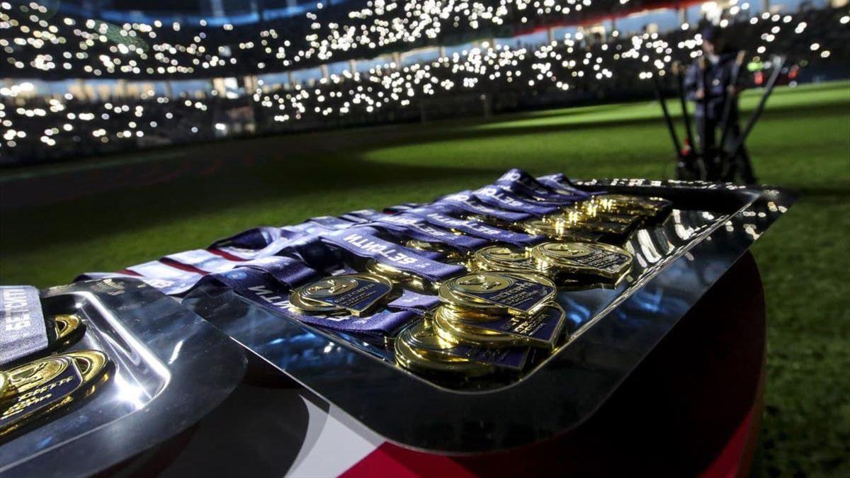 Медали БЕТСИТИ Кубка России