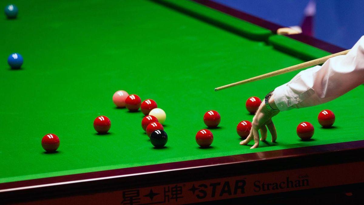 Snooker World Championship in Sheffield 2019