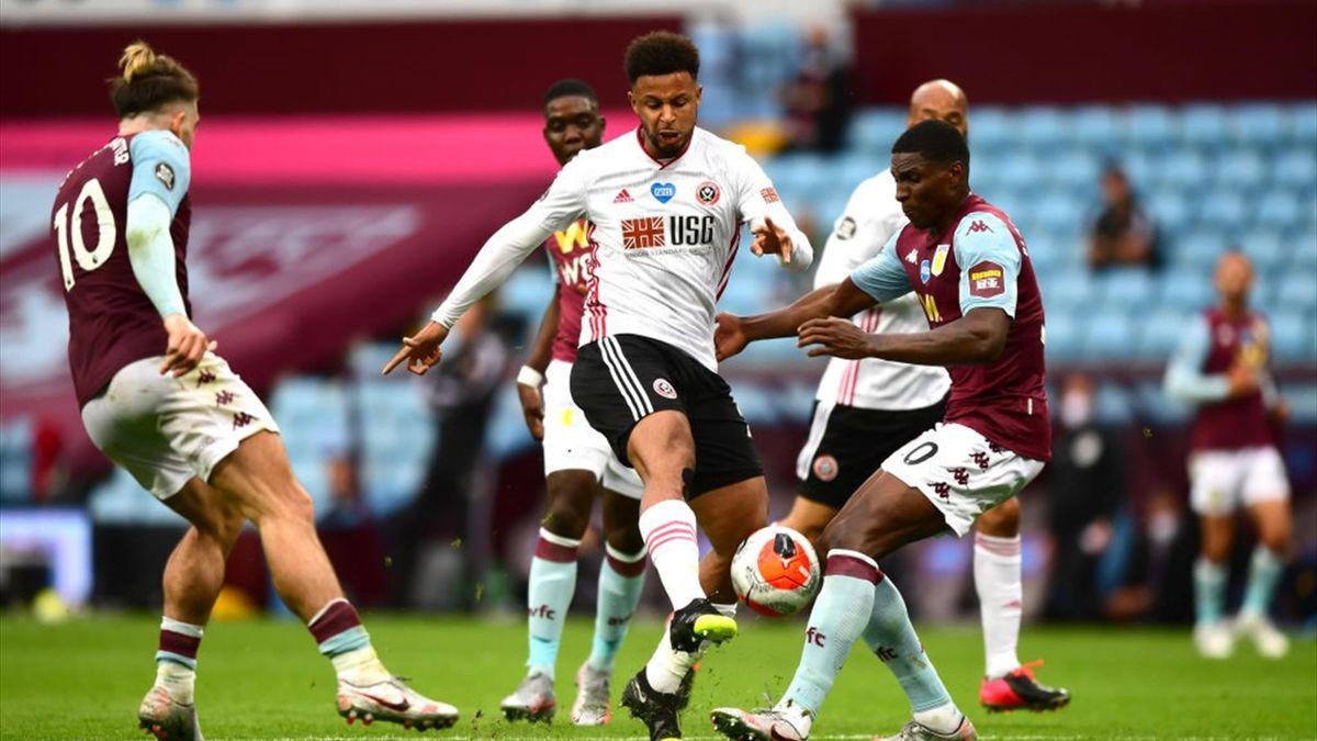 Premier League   Aston Villa și Sheffield United au remizat în primul meci de la reluarea sezonului