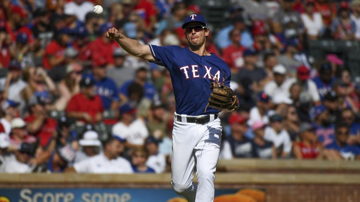 Nick Solak - Texas Rangers