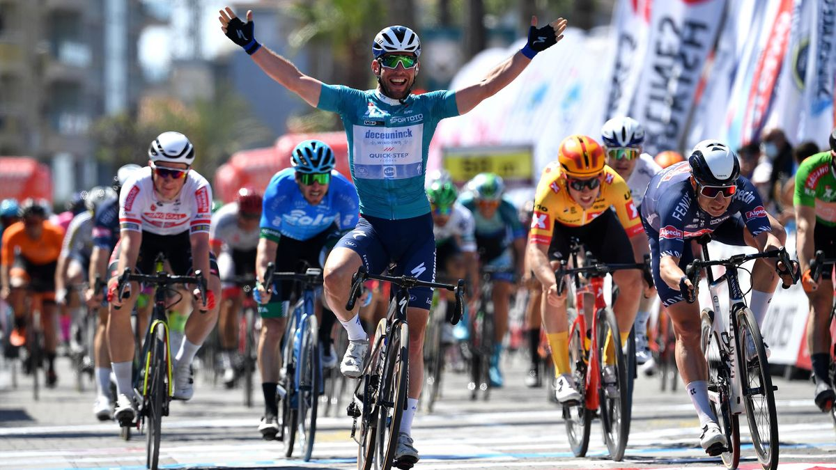 'He's back!' - Watch Cavendish seal back-to-back wins in Turkey