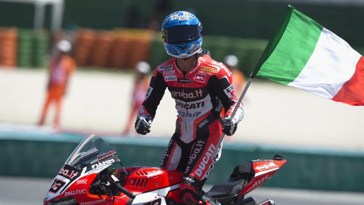 2017, Marco Melandri, GP Misano, Getty Images