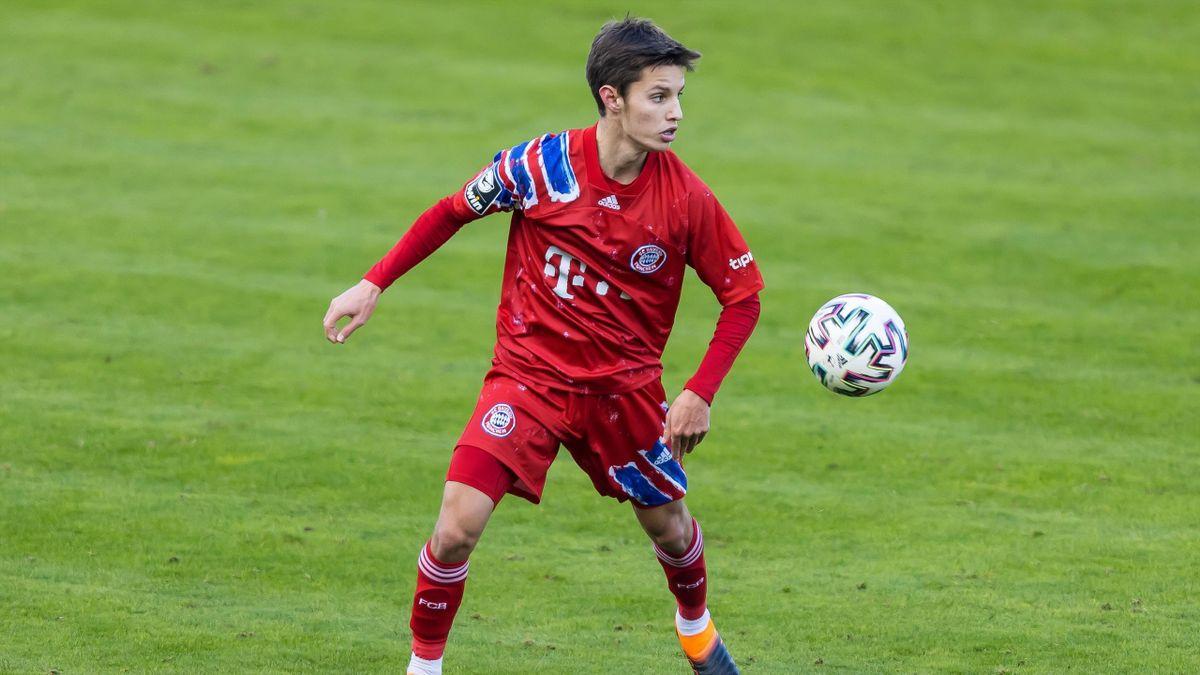 Von SL Benfica nach München ausgeliehen: Tiago Dantas