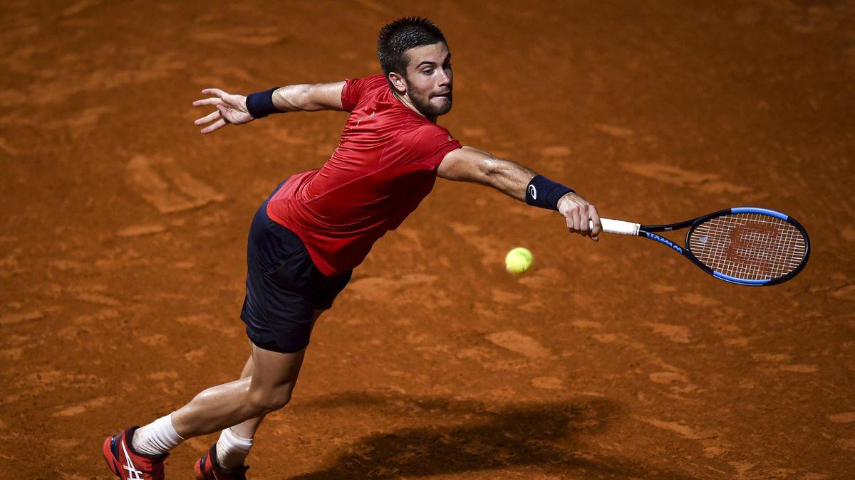Borna Coric   Tennis / Buenos Aires   ESP Player Feature
