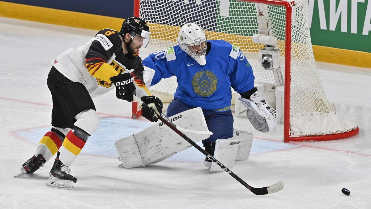 Deutschland - Kasachstan | Eishockey-WM