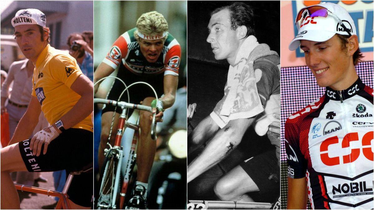 Le Top 20 des surnoms du cyclisme