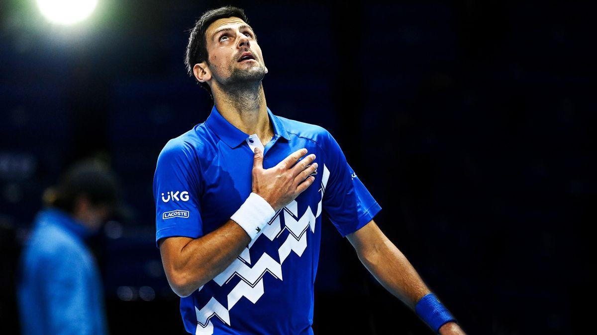 Superstar mit Ecken und Kanten: Novak Djokovic