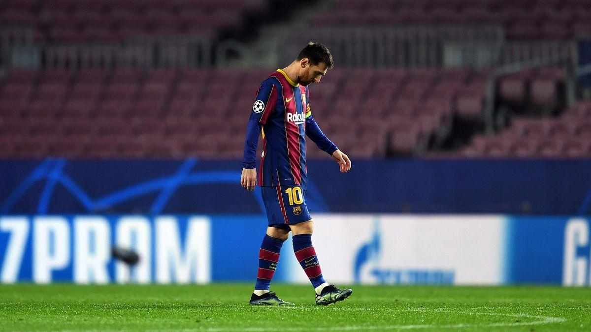 Lionel Messi - FC Barcelona