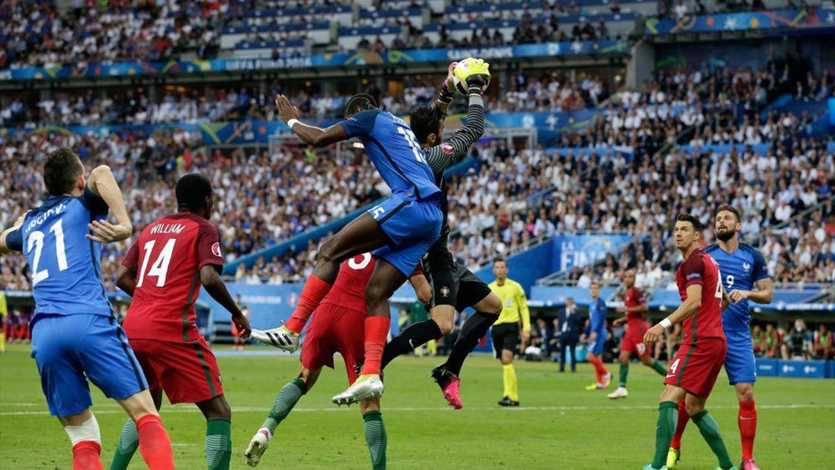 Franța - Portugalia în finala Euro 2016