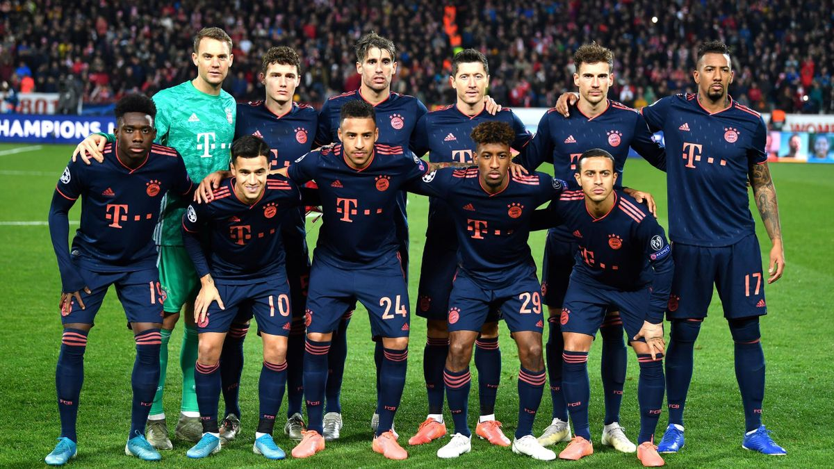 FC Bayern München in der Saison 2019/20