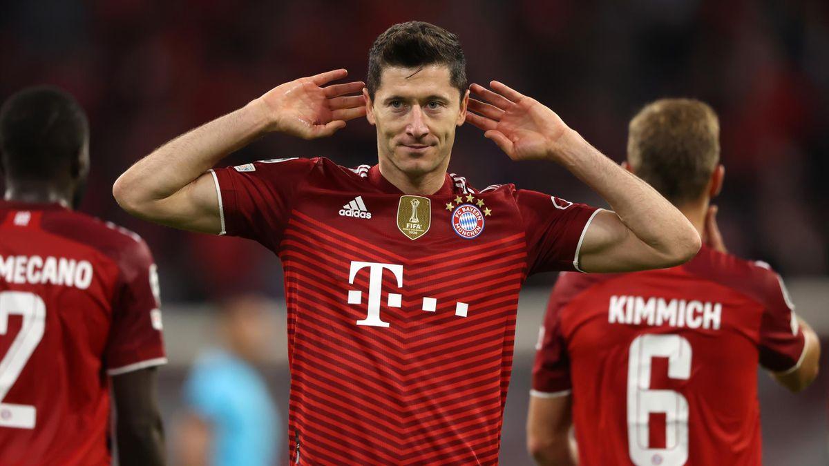 Robert Lewandowski - FC Bayern vs. Dynamo Kiew